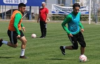 Şanlıurfaspor, Pendikspor maçına hazırlanıyor