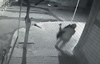 Siverek'te Hırsızlar Güvenlik Kamerasına...