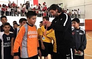TED Şanlıurfa Koleji'nde Futsal Cup Turnuvası...