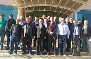 Urfa'daki Bakkallara E-Ticaret Eğitimi