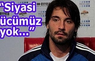 Urfasporlu eski oyuncu isyan etti