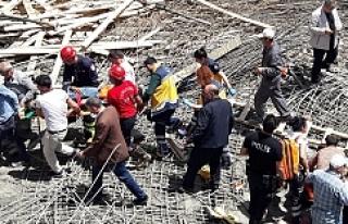 11 Nisan Camisi Çöktü, Yaralılar Var (video)