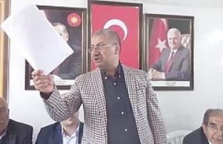 AK Parti'li Başkandan partisine tepki: Hani söz...