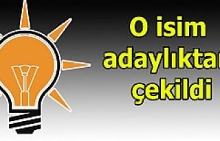 AK Parti Urfa cephesinde flaş gelişme…