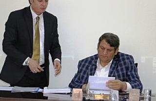 Akçakale Belediye Meclisi Mayıs Ayı Olağan Toplantısını...