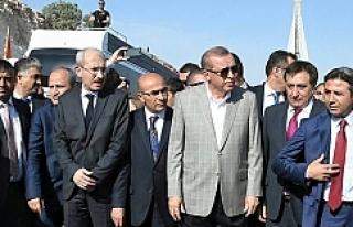 Erdoğan'ın Urfa'ya geliş tarihi belli...