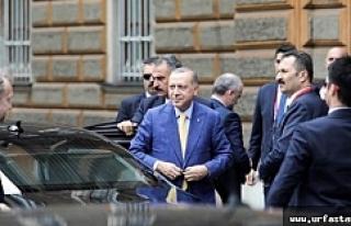 Erdoğan Urfa'da miting yapacak mı?