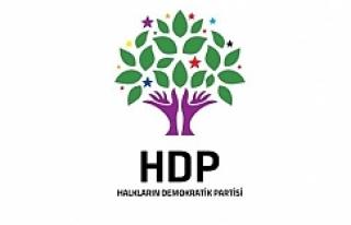 HDP Urfa sıralamasında Öcalan'ın öz yeğeni...