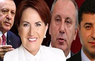 Parti liderleri seçim öncesi ne vaat verdi?