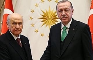Ankara'da sürpriz görüşme!
