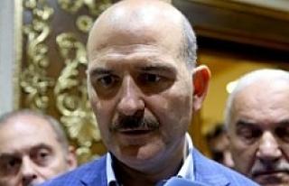 Bakan Soylu'dan flaş Suruç açıklaması