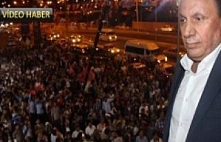 MHP bir seçim bürosu daha coşkuyla açıldı