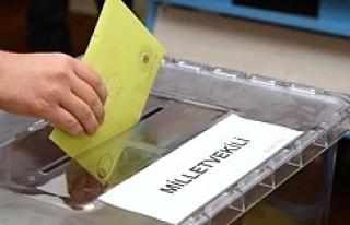 Oy verme işlemi saat kaçta başlayacak?