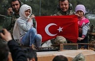 Türk Askeri yine gönülleri fethetti