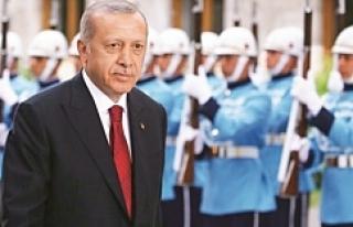 Başkan Erdoğan yeni sistemi hazırladı