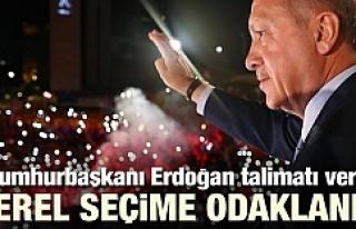 Erdoğan yerel seçimlerde kimle devam edecek?