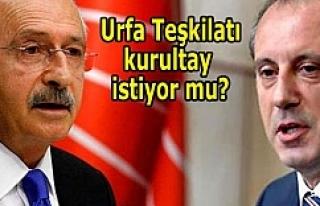 Urfa'da CHP'nin kararı ne olacak?