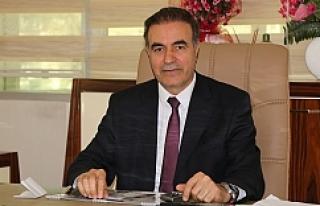 Dr. Faruk Arslan'dan kutlama