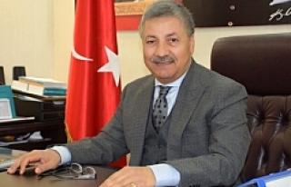 Pınarbaşı'ndan kutlama mesajı...