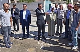 Başkan Atilla kültür evini inceledi