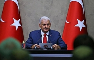 Meclis Başkanı Yıldırım'dan flaş AF açıklaması