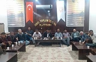 Akbaş Erdoğan'a seslendi...