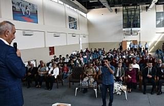 Başkan Bayık, Ahilik Kültürü Haftası'nda konuştu