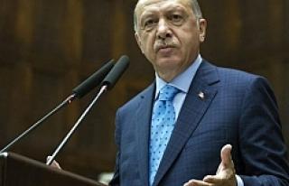 Erdoğan'dan gündeme dair açıklamalar...