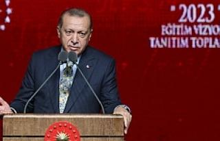 Erdoğan'dan öğretmenlere müjde üstüne müjde