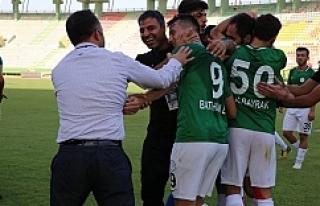 Karaköprü-Nevşehir maçında flaş değişiklik...