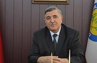 Rektör Taşaltın'dan şok açıklamalar...