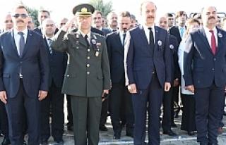 Atatürk Urfa'da anıldı...