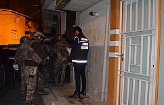 İstanbul'da uyuşturucu operasyonu! Urfalı...