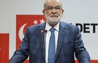 Karamollaoğlu'ndan yerel seçim iddiası