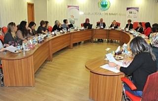 Urfa'da DOGÜNKAD toplantısı yapıldı
