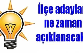 AK Parti'de yeni gelişme...