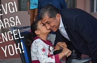 Başkan Atilla, 'En büyük engel sevgisizliktir'