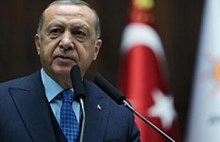 Erdoğan: Müjdeyi her an verebiliriz