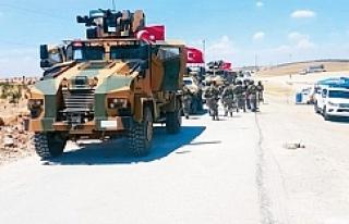 Sınıra Türk Askerleri ve...