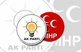 AK Parti ve MHP'den peş peşe açıklamalar