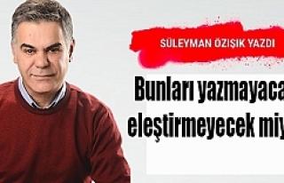 """AK Parti'yi eleştirenler hain mi?"""