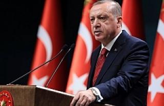 Erdoğan üstüne basa basa uyardı...
