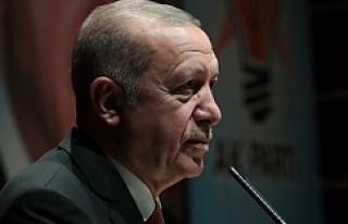 Erdoğan'dan müjde üstüne müjde…