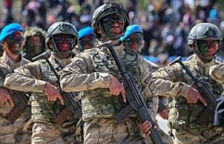 Yeni askerlik sistemi…