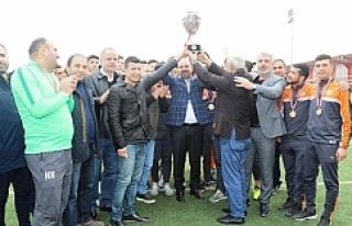 Futbolda Büyükşehir başarısı