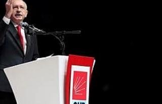 Kılıçdaroğlu 12 maddeyi açıkladı...