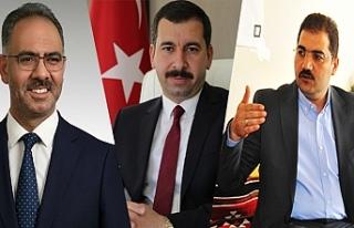 3 Merkez ilçede AK Parti'nin...