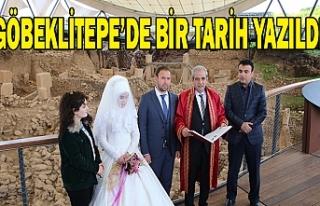 Başkan olarak son nikahını da kıydı!