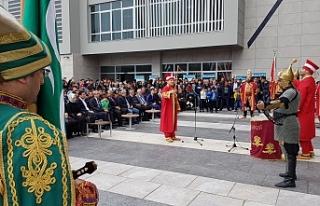 Erdoğan'ın ismini taşıyor...