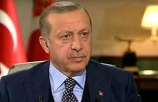 Erdoğan'dan ayasofya açıklaması...
